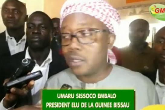 EXCLUSIVITÉ : UMARU SISSOCO EMBALO: « Je serai un président de la concorde nationale »