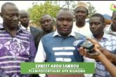 BIGNONA: L'APR approuve l'exclusion de Moustapha Diakhaté et met en garde les perturbateurs