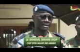 CEMGA : ''L'Armée va axer sa mission de sécurisation sur le vol de bétail et la préservation de la forêt en Casamance''
